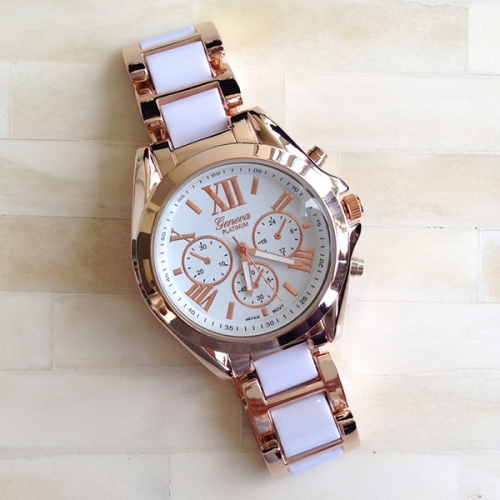 Stainless Steal Ladies Watch Geneva