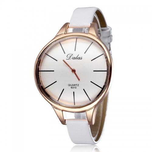 Stylish Ladies Leather Watch