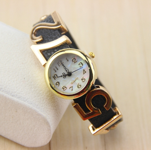 Ladies Leather Watch Numbers