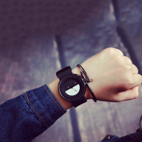 Unisex Silicone Watch Couple