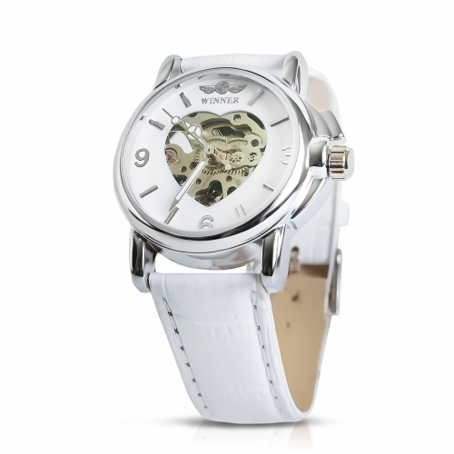 Luxury Mechanical Watch Heart