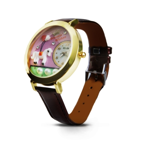 Ladies Leather Watch ART