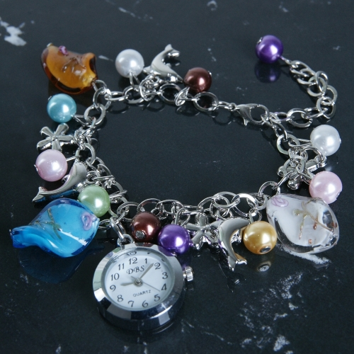 Watch Bracelet Sea Figures