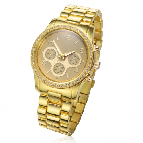 Ladies Watch Lucky Gold