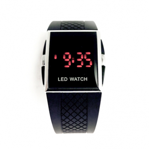 Silicone SPORT Unisex LED Watch
